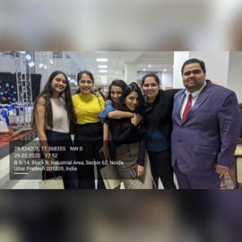 Alumni Meet 2020 - SCMS Noida