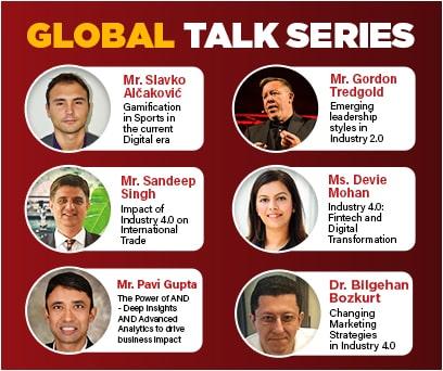 Global talk series SCMS BBA