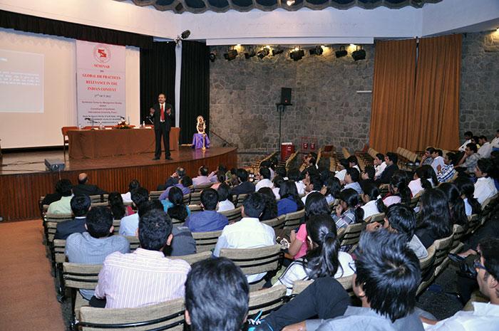 HR E-Conclave SCMS NOIDA - 2020