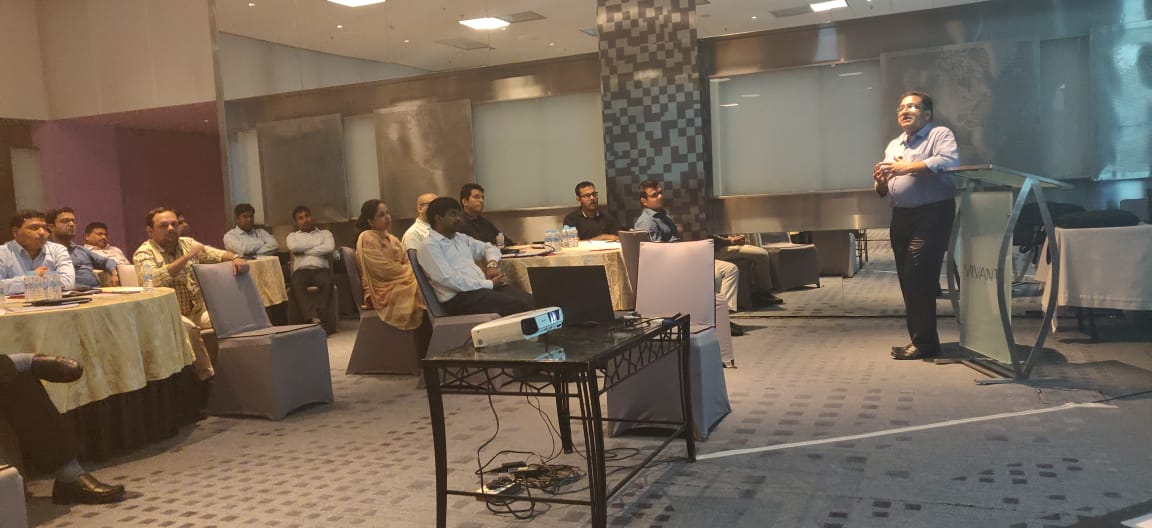 MDP Workshop in SCMS NOIDA 2019