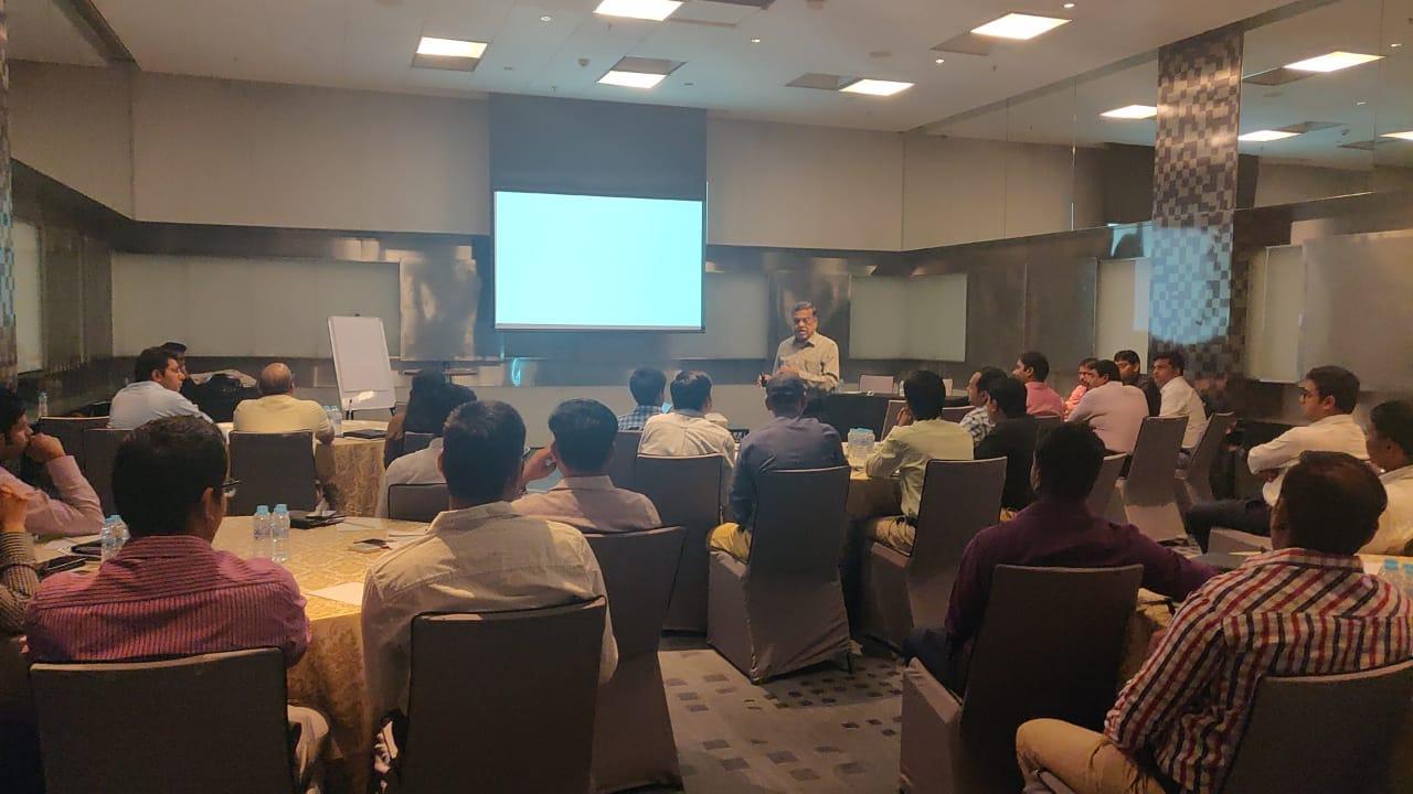 MDP Workshop at SCMS NOIDA - 2019