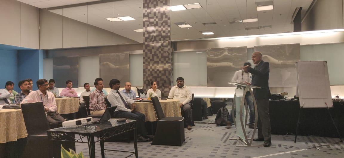 Members of MDP at SCMS NOIDA