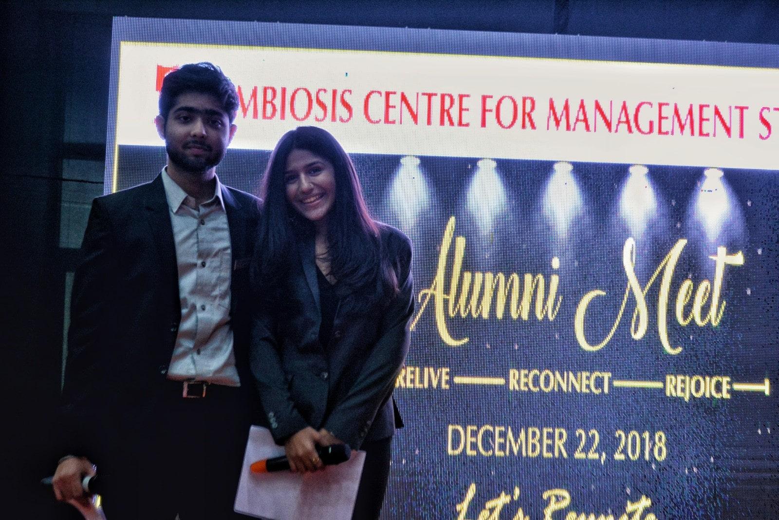 SCMS NOIDA Alumni Meet 2018