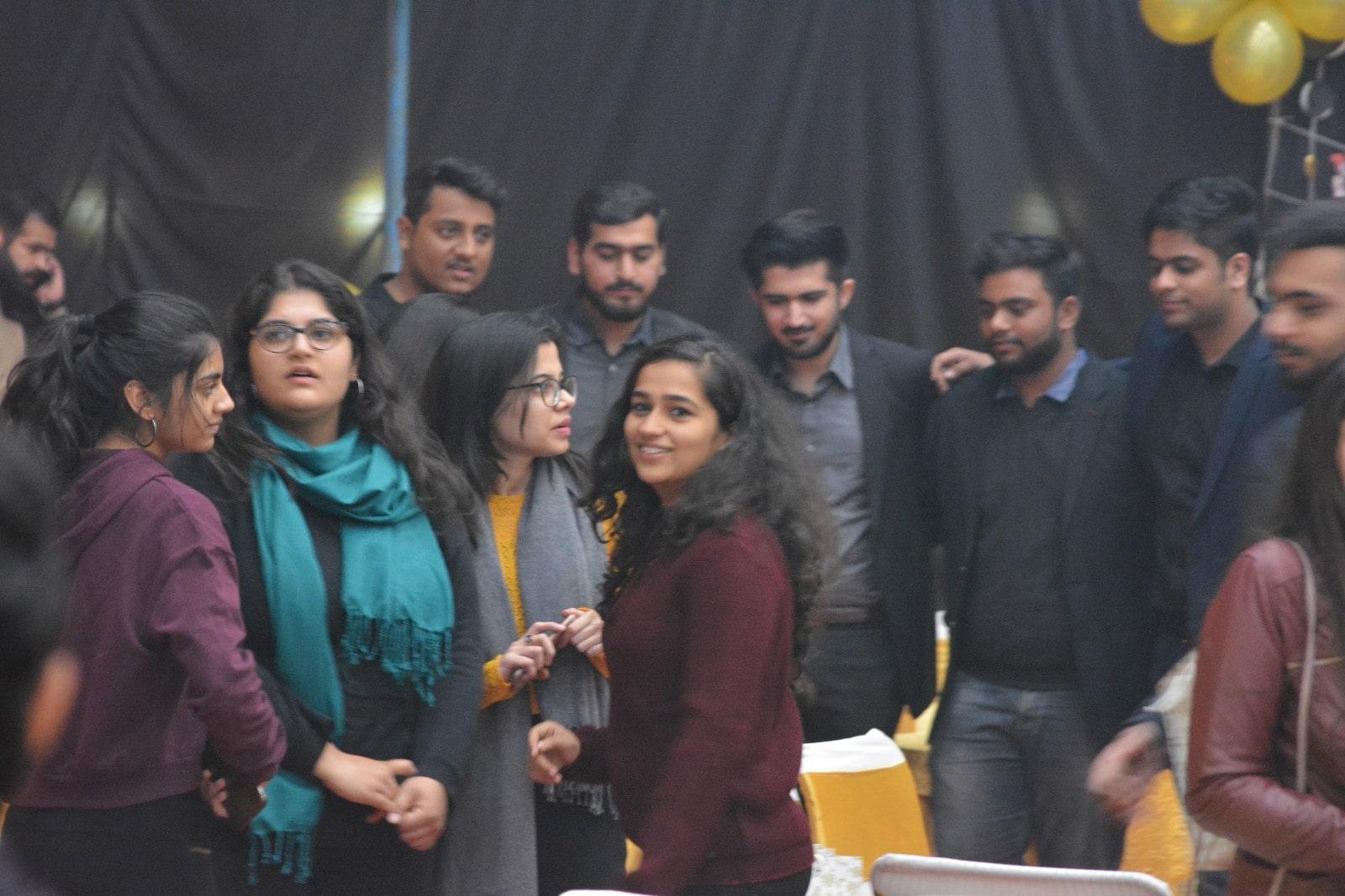Symbiosis NOIDA alumni meet 2nd edition 2018