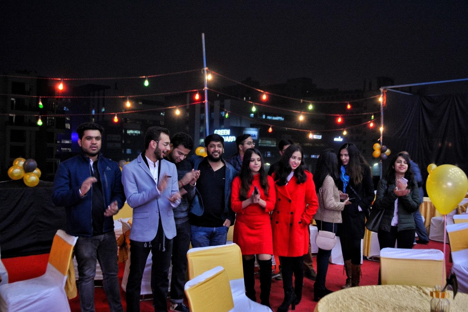Symbiosis NOIDA alumni meet 2018