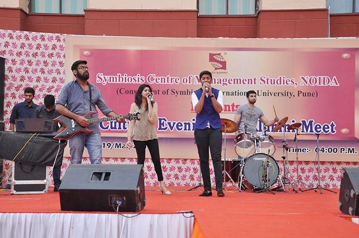 SCMS NOIDA Alumni Meet 2016