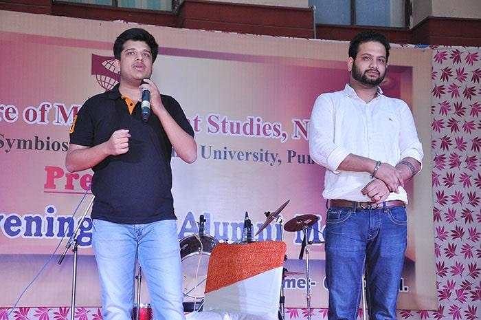 Alumni Meet SCMS NOIDA - 2016
