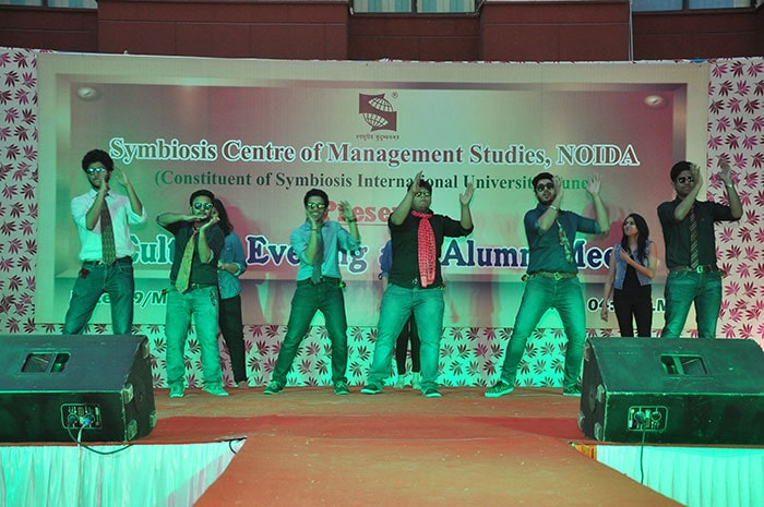 Alumni of 2016 SCMS NOIDA