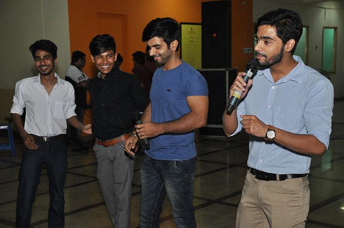 2016 SCMS NOIDA Alumni meet