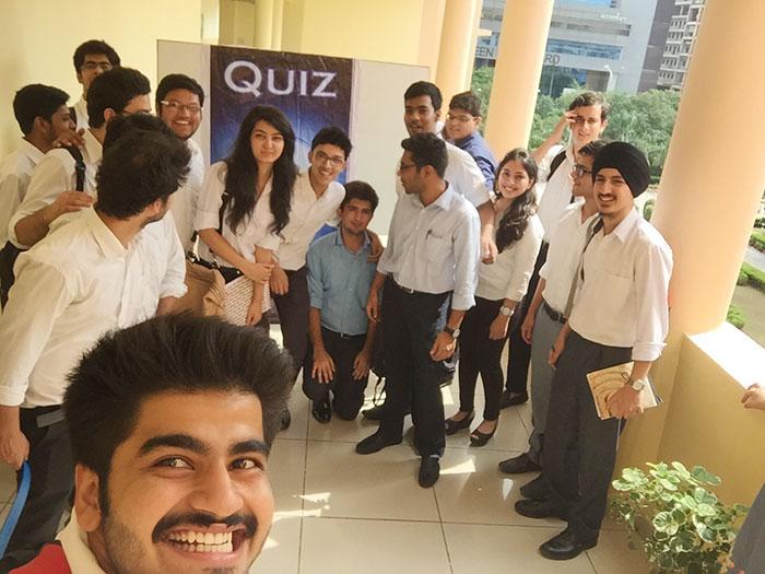 2015 Business Quiz SCMS NOIDA