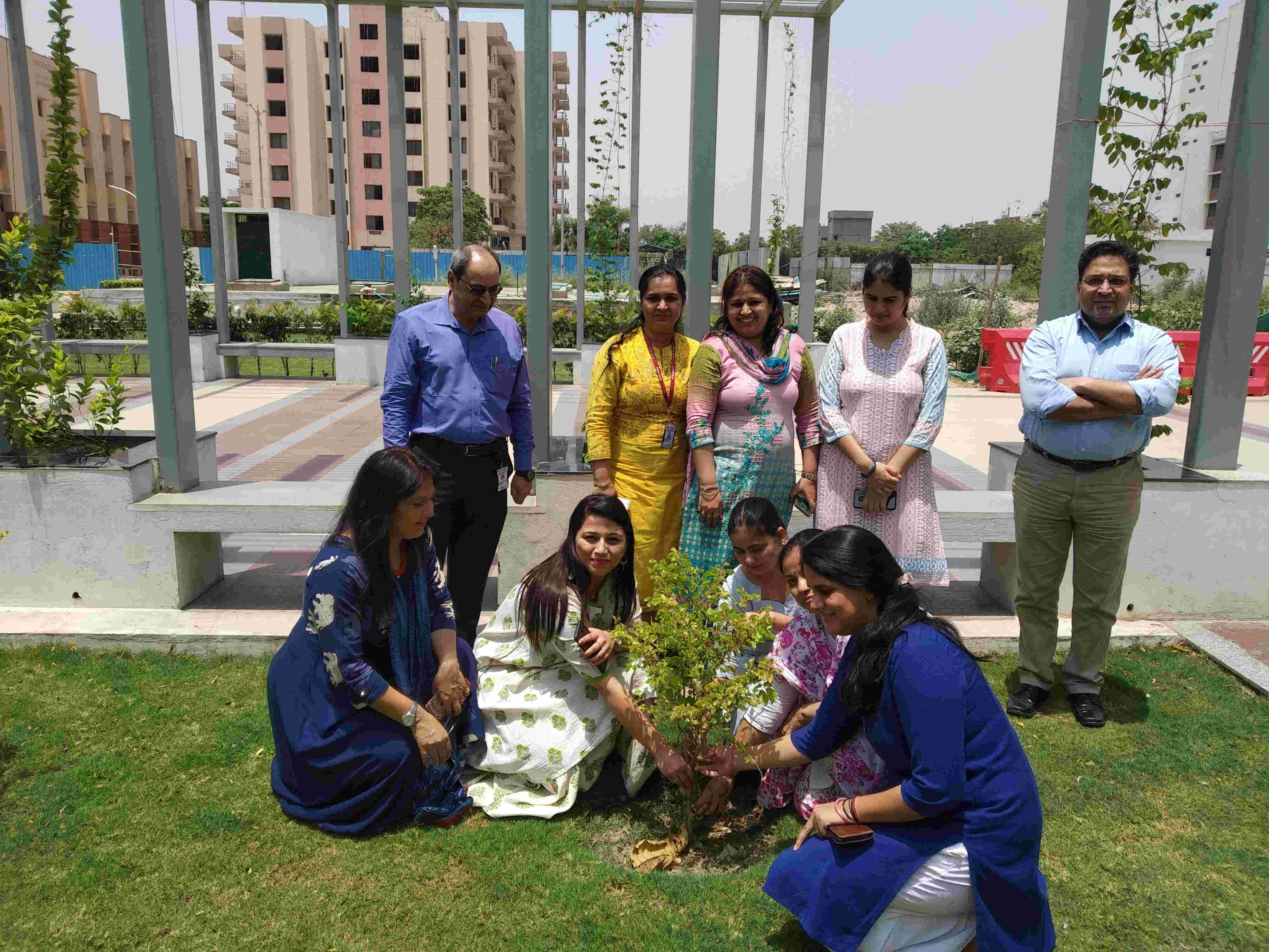 SCMS NOIDA World Environment Day