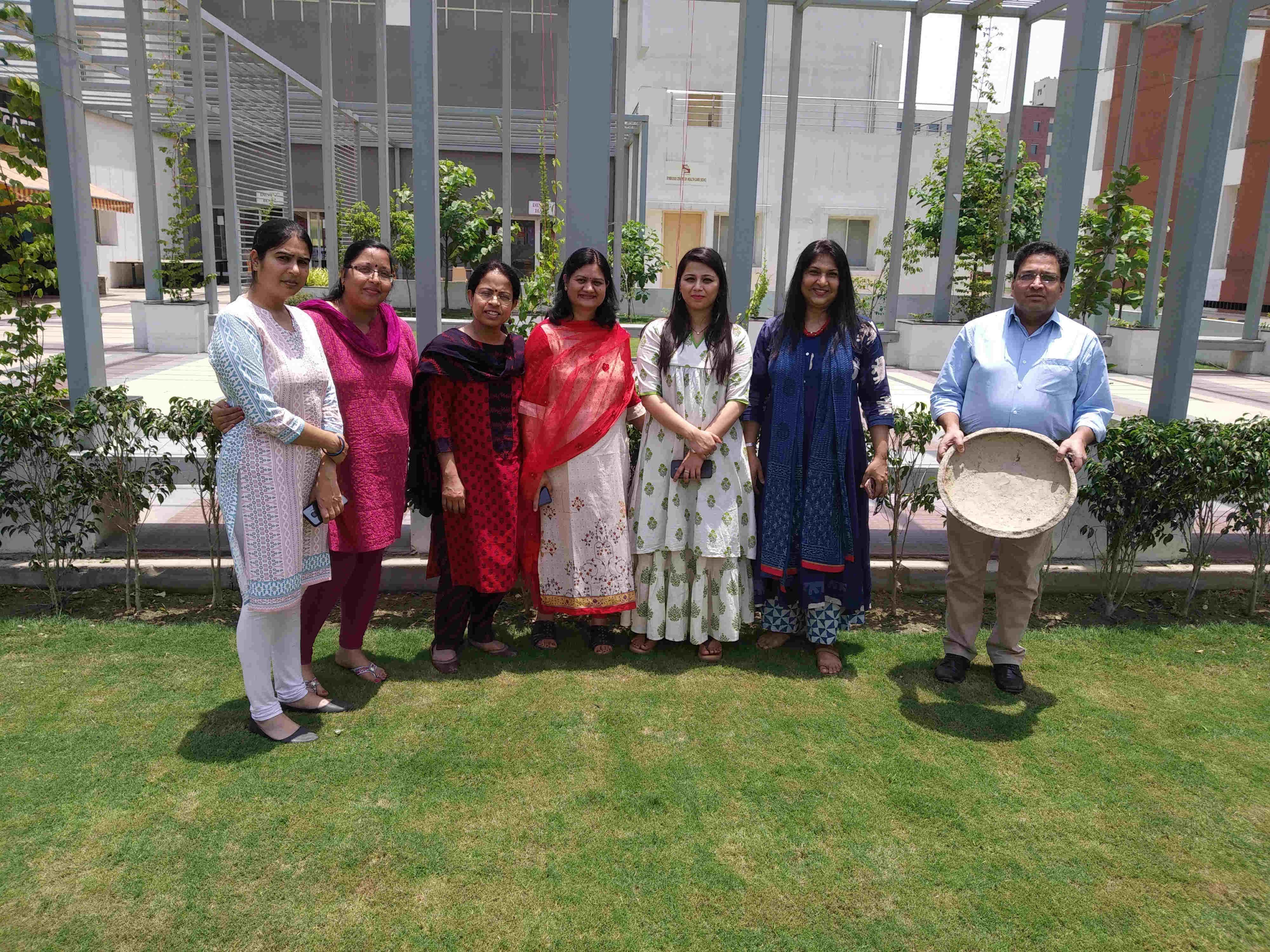 SCMS NOIDA - World Environment Day