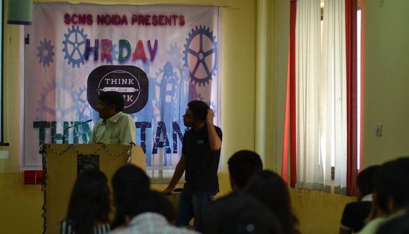 HR Day 2017 - SCMS NOIDA