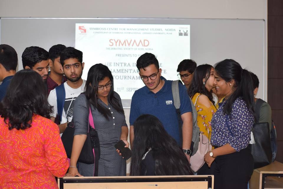 Symvaad SCMS NOIDA - 2018