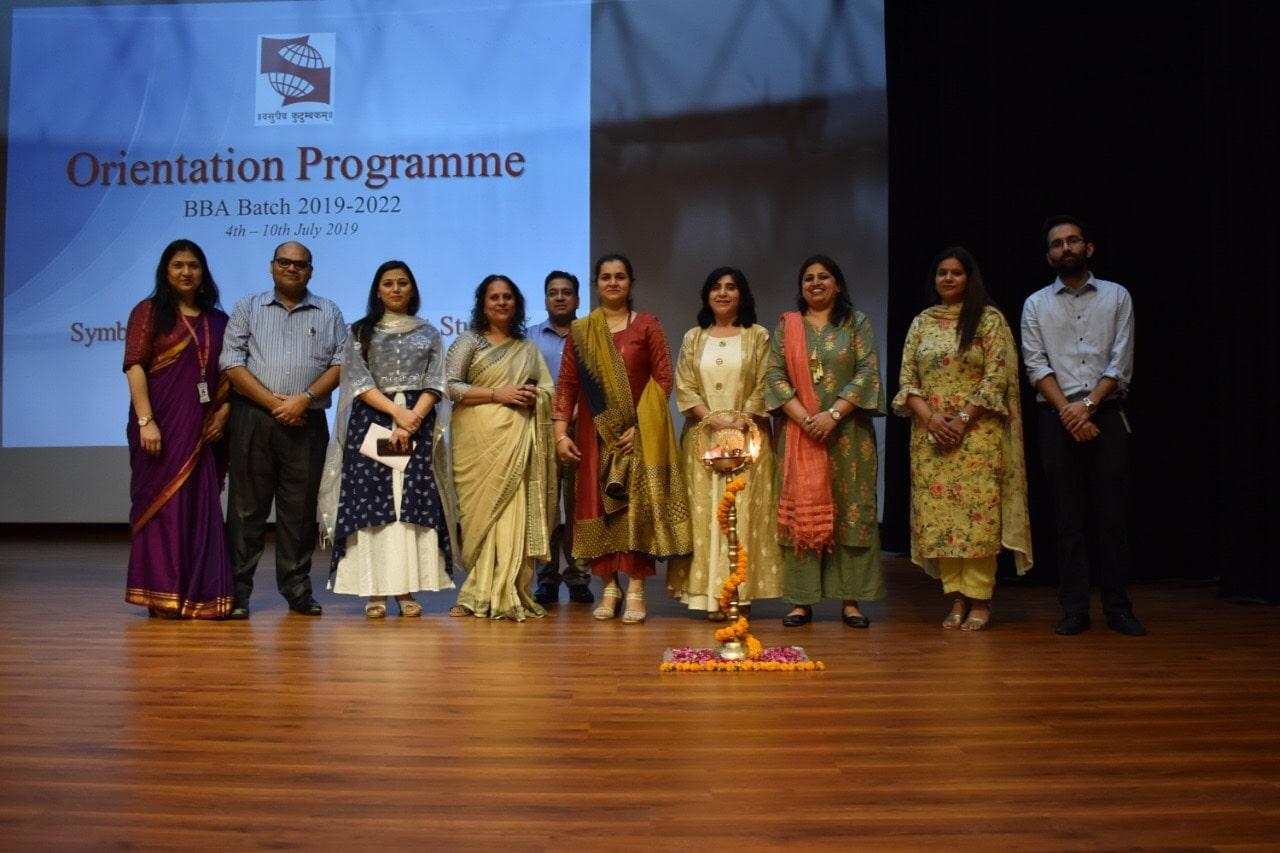 Orientation 2019 - SCMS NOIDA