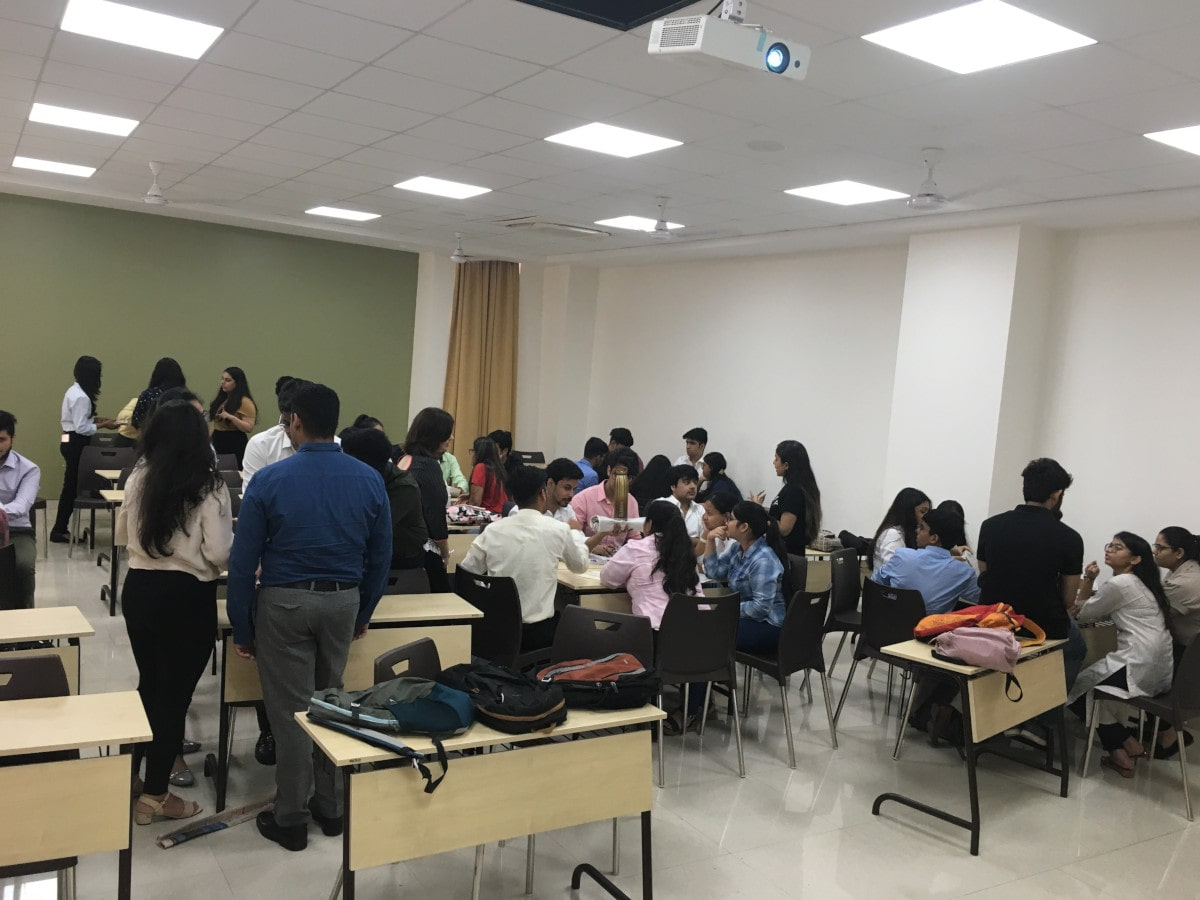 2019 Orientation - SCMS NOIDA