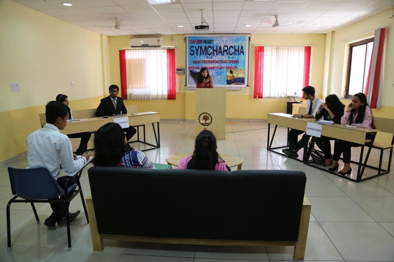 SCMS NOIDA - Symcharcha 2016