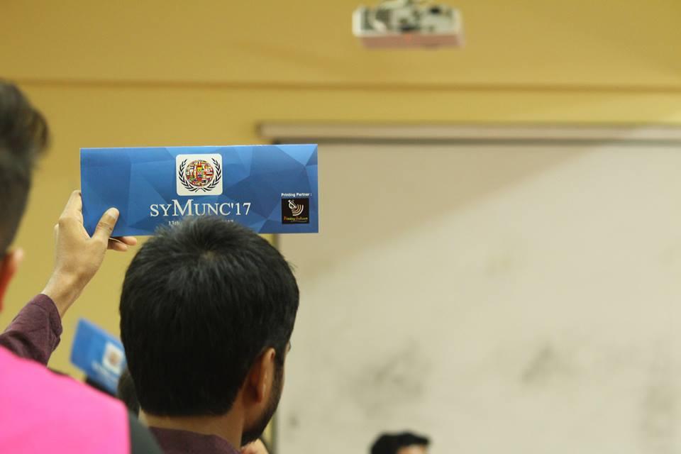 Symunc 2017 - SCMS NOIDA
