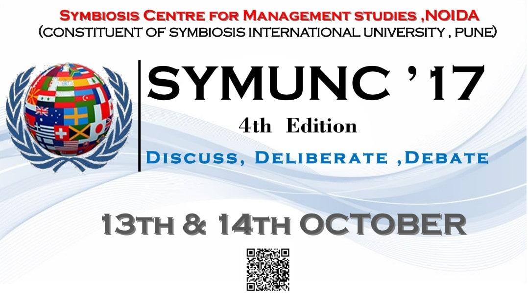 Symunc SCMS NOIDA 2017