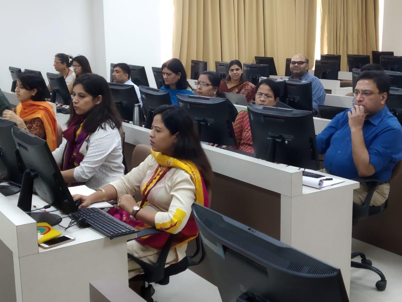 Workshop on Six Sigma Green Belt training