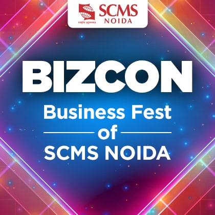 SCMS NOIDA Bizcon Fest
