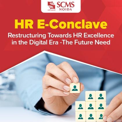HR E-conclave SCMS NOIDA