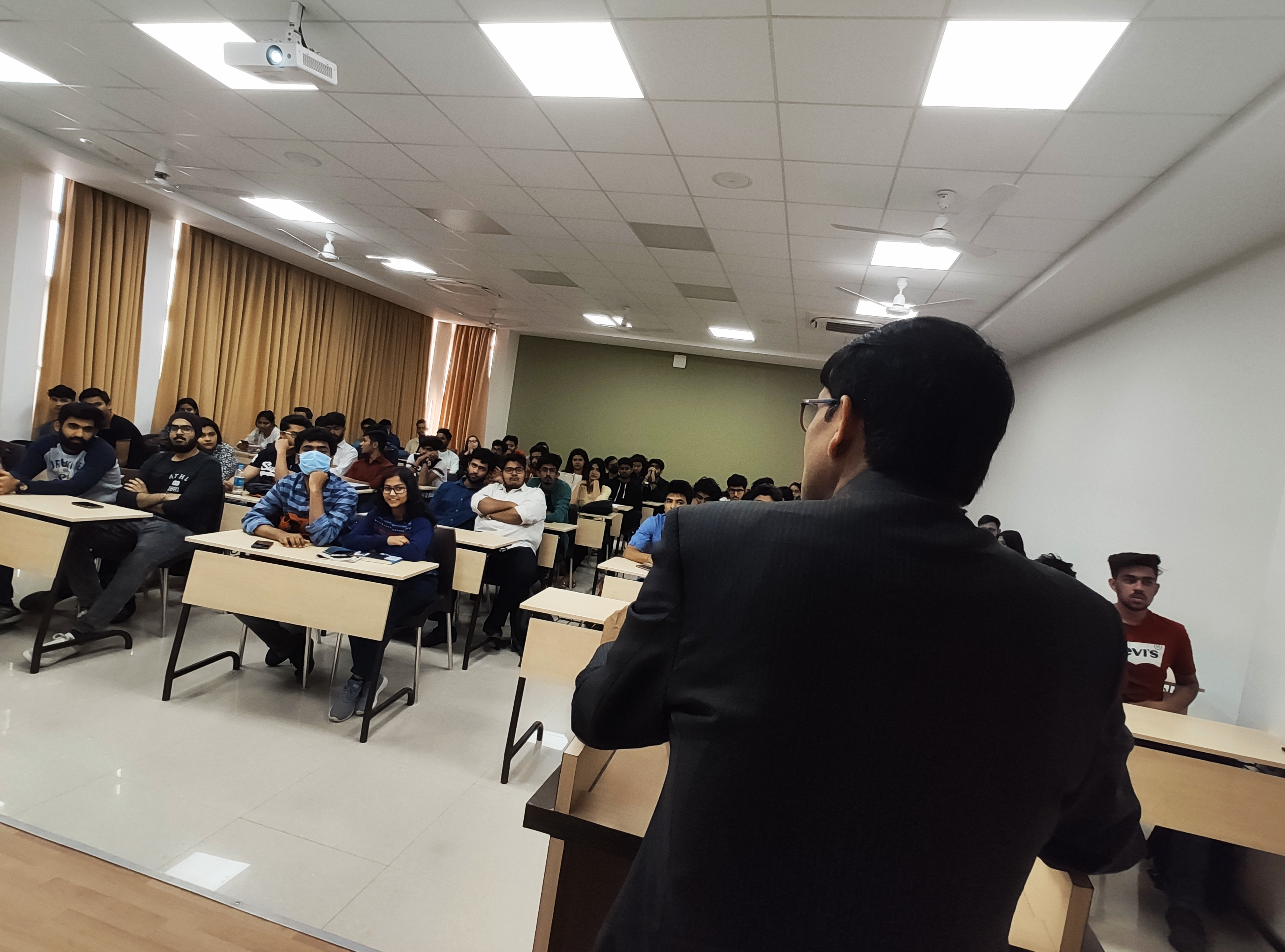 Symbiosis NOIDA - Best Colleges For BBA in Delhi NCR