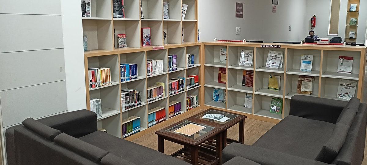 SCMS NOIDA Library