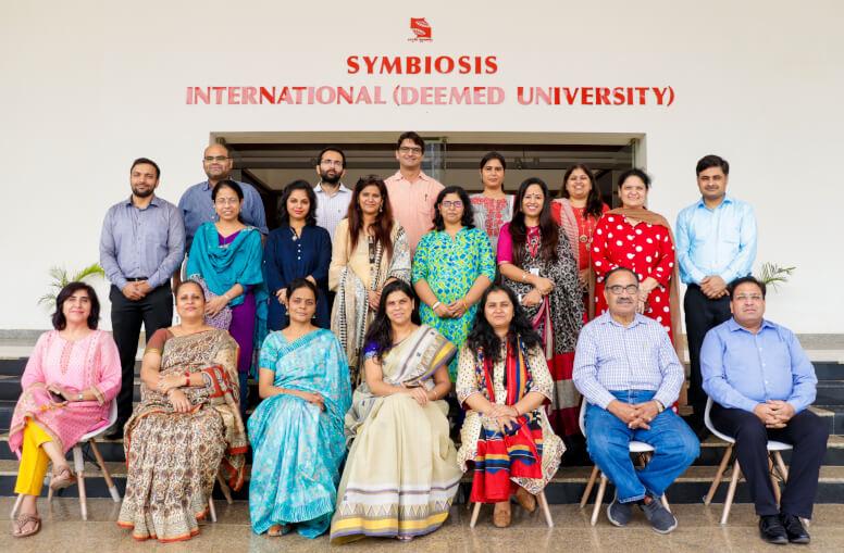 Symbiosis NOIDA faculty