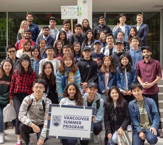 Vancouver summer program by SCMS NOIDA