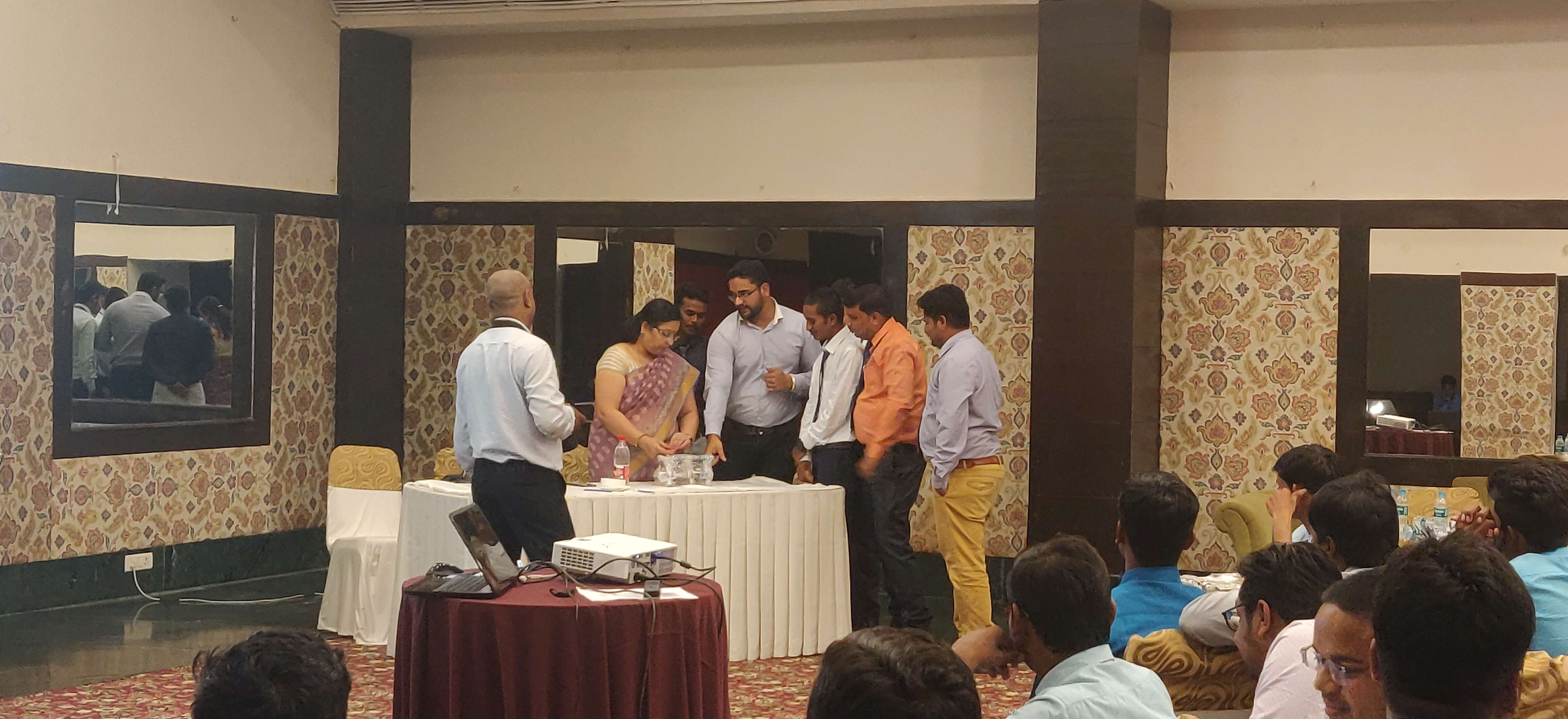 Group activities at MDP in SCMS NOIDA