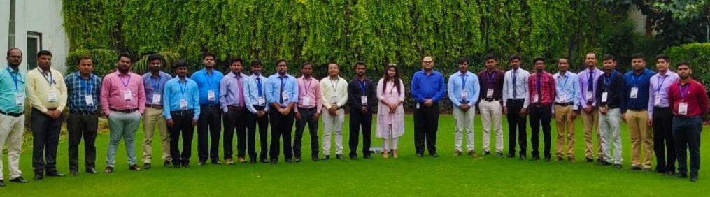 MDP members at SCMS NOIDA