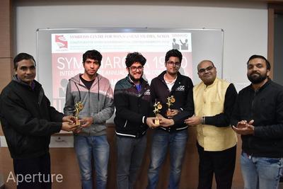 SYMCHARCHA 2020 - SCMS Noida