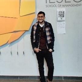 BBA Marketing  SCMS Student Testimonial