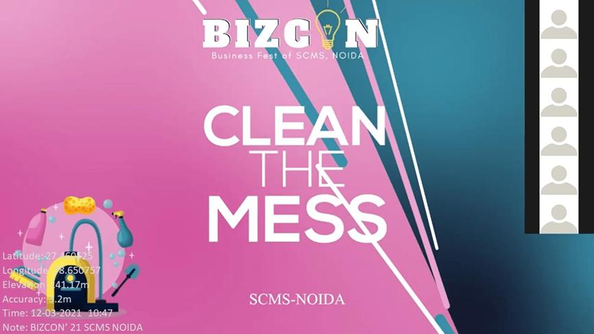 BIZCON SCMS NOIDA - 2021